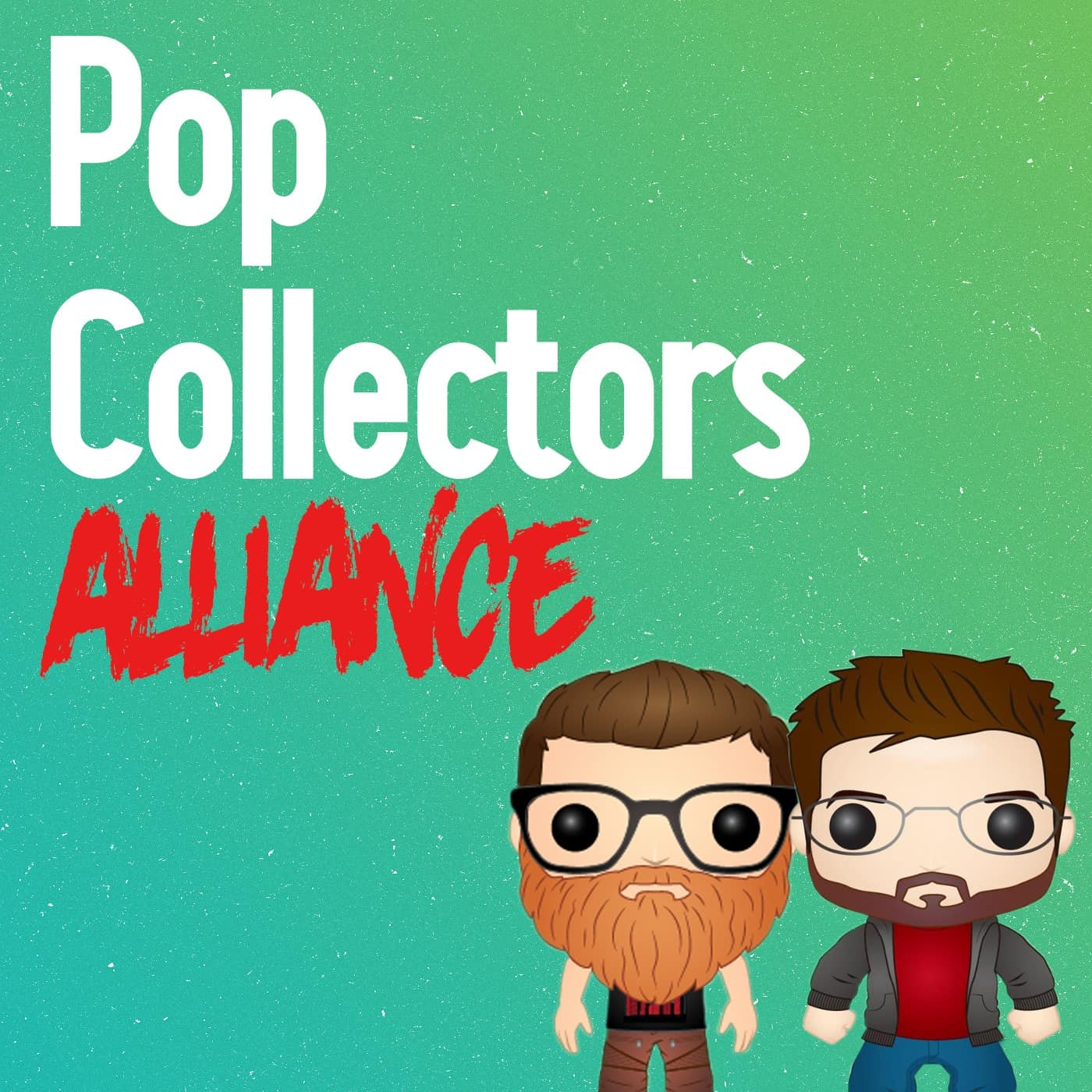 Pop Collectors Alliance Podcast Logo